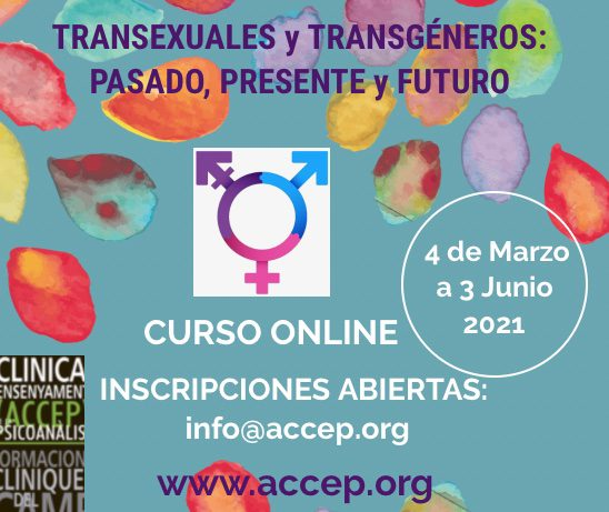Seminario Transexualidad y transgénero